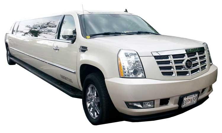 Limousine Towncar - Stretch Limo Cadillac Escalade