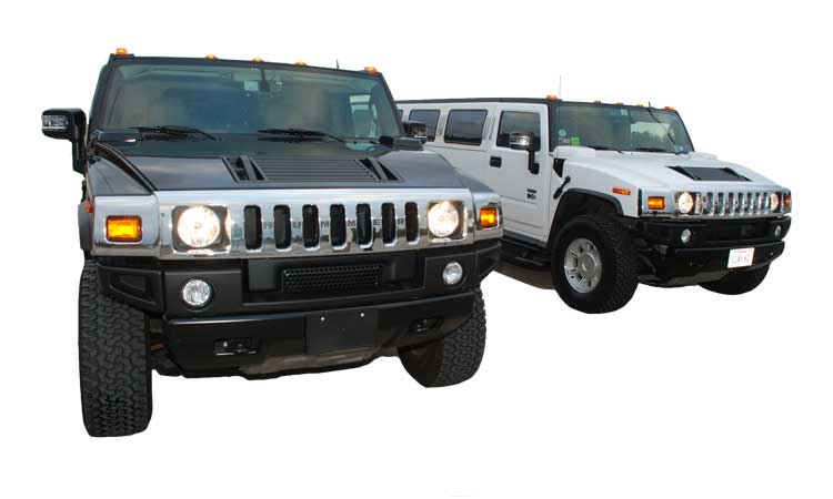 Limousine Towncar - Stretch Limo H2 Hummer