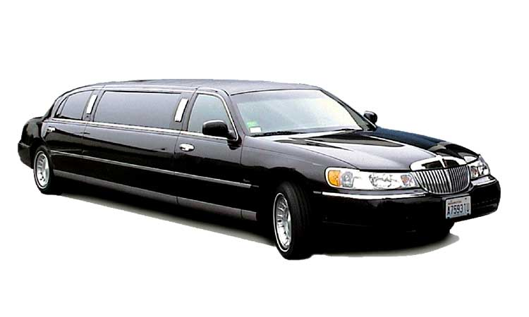 Limousine Towncar - Stretch Town Car Sedan