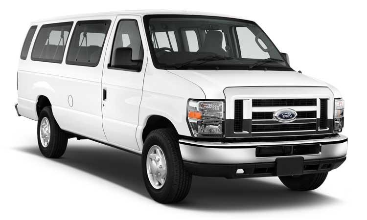 Limousine Towncar - Shuttle Van