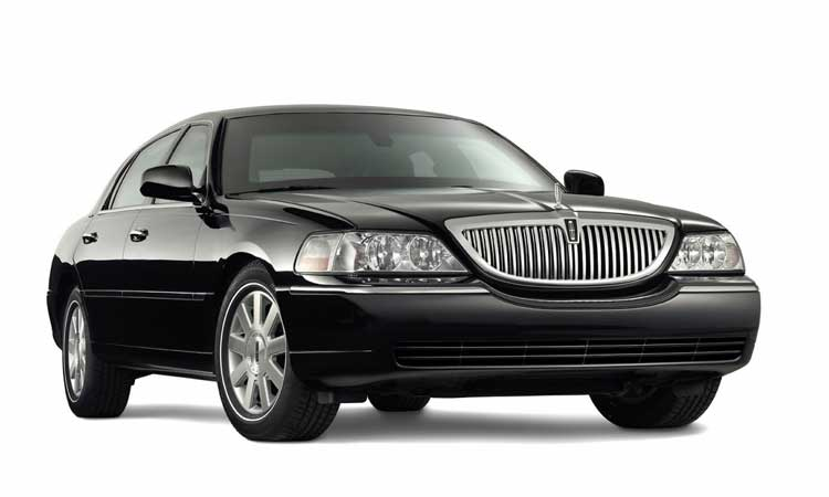 Limousine Towncar - Lincoln Town Car Sedan