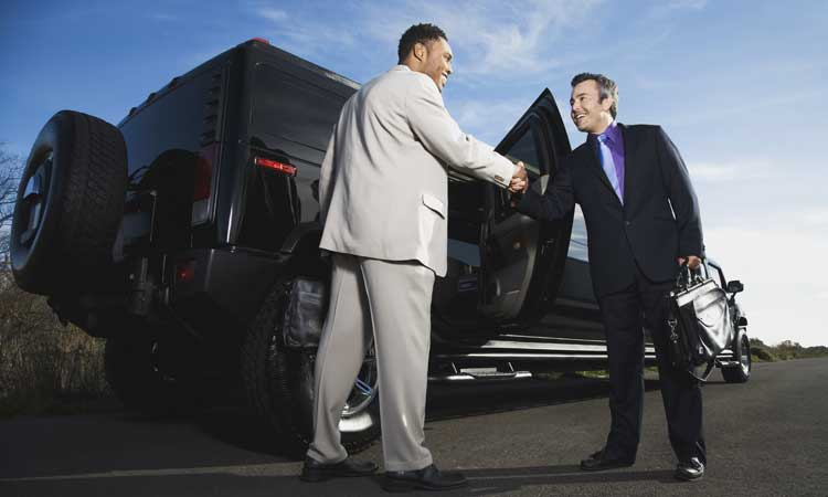 Limousine Towncar - Corporate Events